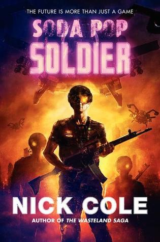 Soda Pop Soldier Book Cover
