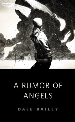 A Rumor of Angels: A Tor.Com Original Book Cover