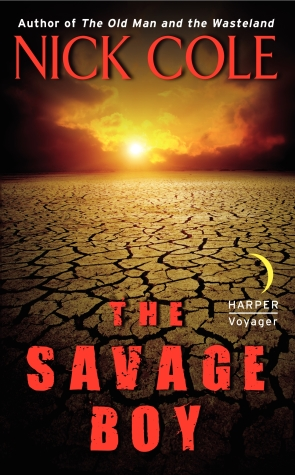 The Savage Boy Book Cover